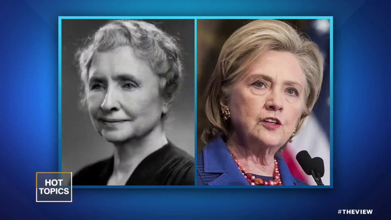 Texas Board Votes To Drop Hillary Clinton From Curriculum   The View