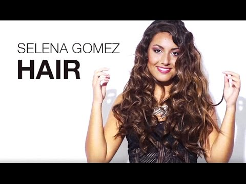 selena gomes hair style selena gomez hair with hair extensions 8483 | hqdefault