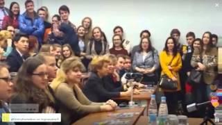Беседы со студентами МГУ ИСАА / Перископ Жириновского 2016 на TopPeriscope.Ru
