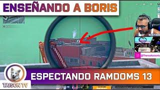 Espectando a Ramdoms #13 La  gran noche de Boris y clases de Sniper. Warzone