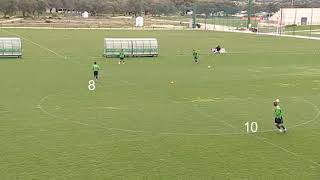 Sporting Lisbon Football Training Wing