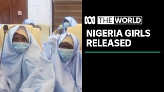 279 Nigerian schoolgirls released by kidnappers | The World