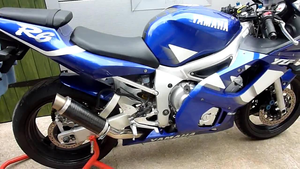 Yamaha R Diagram
