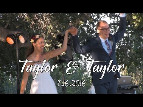 Taylor & Taylor Wedding (Full Version) 7.16.2016
