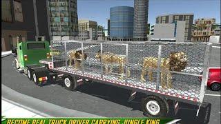 Zoo animal transport simulator android gameplay