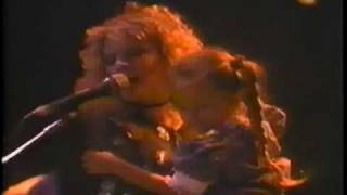 "Stevie Nicks - Stand back live 1983 with ""Elaine"""