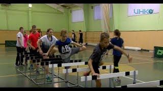 Луховицкое отделение по легкой атлетике провело тренировку