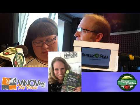 Interview with author Lisa Rose The Wisconsin vegetable Gardner Radio show S2