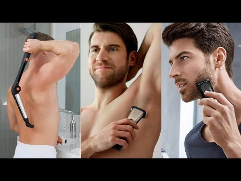 Top 5 Best Body Groomer For Men In 2020 | Best Body Hair Trimmer For Men You Must See