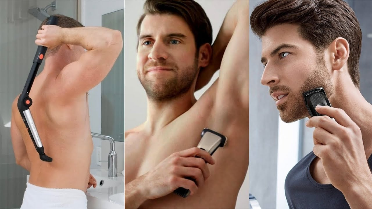 Top 5 Best Body Groomer For Men In 2020 Best Body Hair Trimmer For Men You Must See Youtube