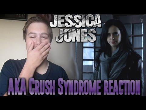 Jessica Jones Season 1 Episode 2: AKA Crush Syndrome Reaction