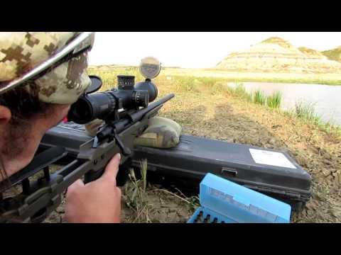 SNIPER 101 Part 62 - Zero Your Rifle in 3 SHOTS