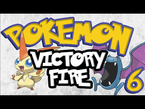 I HAVE NO PP! Pokemon Victory Fire - Ep. 6