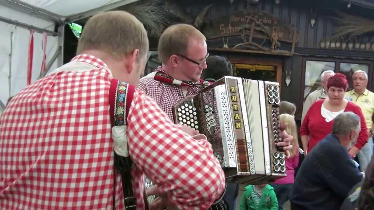 Steirische Harmonika u. Akkordeon im Duo - Oktoberfest in Daubringen ...