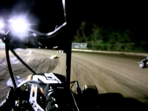 Port City Raceway 5/25/13 Non-Wing National 3rd B-Feature