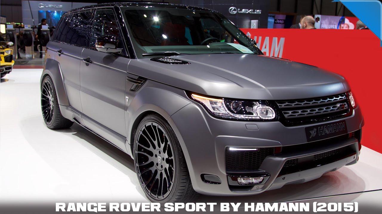 Range Rover Sport Startech, Hamann, Kahn, SVR, HSE, HSE ...