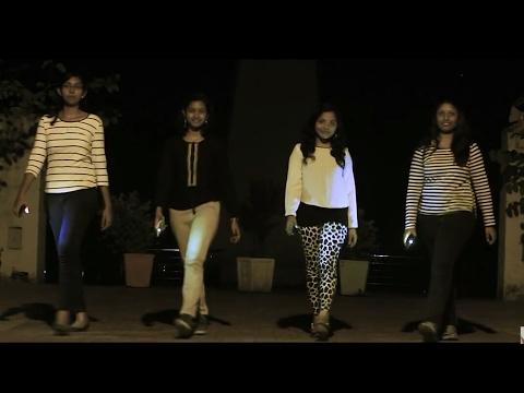 KUTHU FIRE women's hostel day promo song@Arco baleno