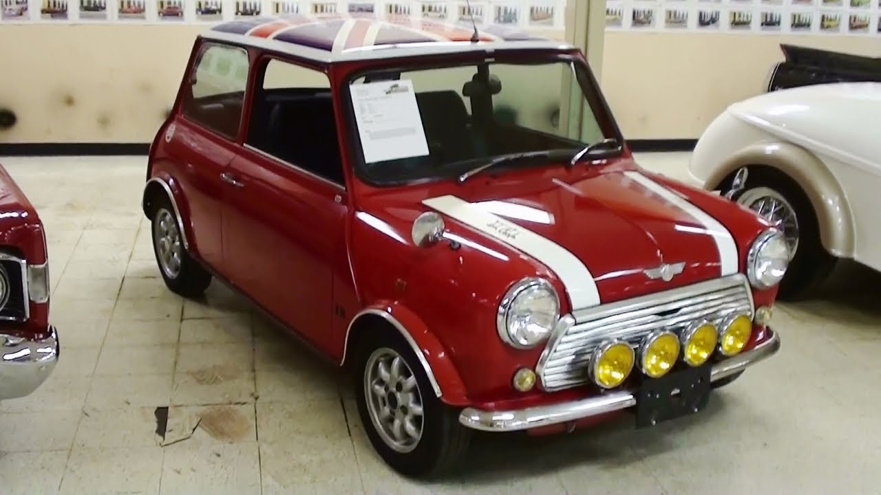 1974 Austin Mini Cooper S Mark Iii Youtube