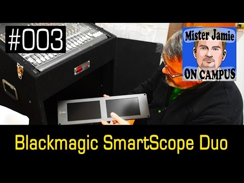 Episode 003 - Unboxing the Blackmagic Design SmartScope Duo (...and Pirates of Penzance?)