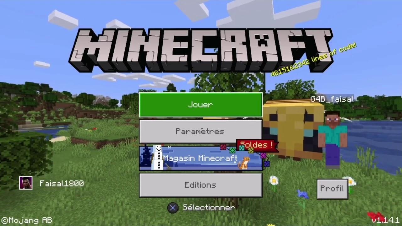 Comment Avoir Minecraft Ps4 Gratuit