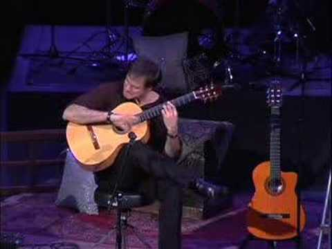 Extremely Amazing Live Acoustic Gut String Guitar!