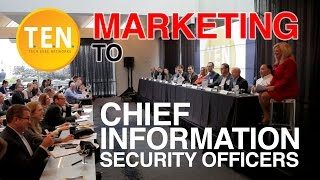RSA 2017 ▶︎ Marci McCarthy Marketing to CISOs