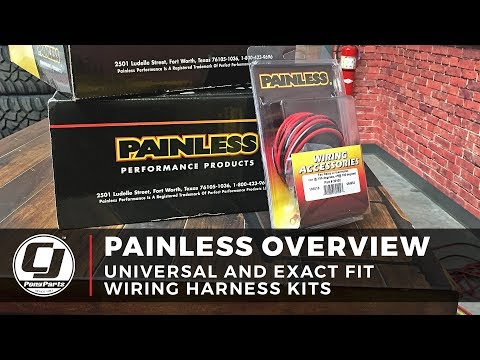 [SCHEMATICS_4FR]  Painless Performance Products Overview - YouTube | Fox Body Wiring Harness Painless |  | YouTube