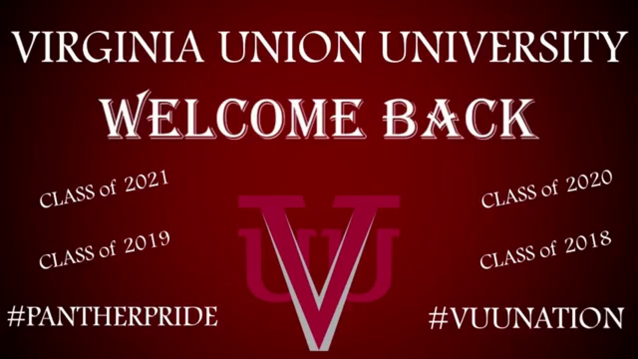 Welcome Back To Virginia Union University Part 79