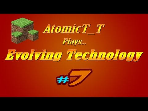 Evolving Technology - Let's Play - s01e07 - Finishing the house