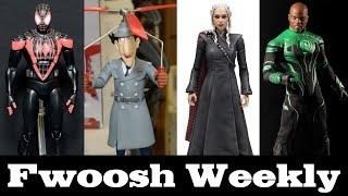 Weekly! Ep90: Iron Man, Pickle Rick, Dragon Stars, Green Lantern, Star Wars, Spider-Man, and more!