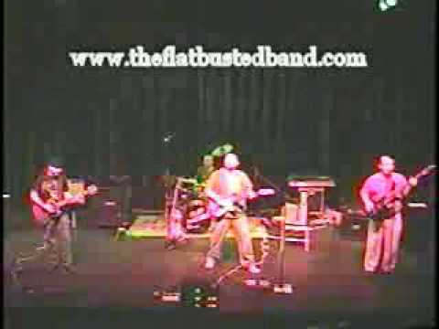 """The Flat Busted Band - """"Hicktown"""""""