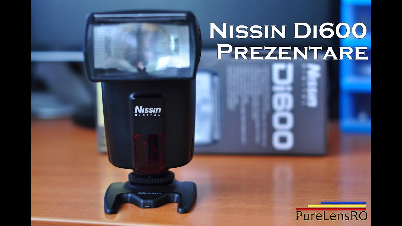 prezentare nissin di600 youtube rh youtube com Nissin Di866 Firmware Update Nissin Di866 II Review