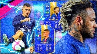 FIFA 19 | ÉNORMÉMENT D'ANIMATION/TOTS DANS CES PACKS ! MERCI EA JE PACK MON JOUEUR PRÉFÉRER ღ FUT 19