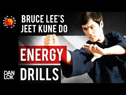 Bruce Lee's Jeet Kune Do Energy Drills