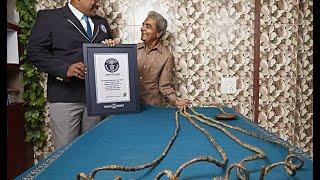 Kỷ lục Guiness, Người có móng tay siêu dài siêu dị