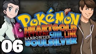 NOOO! OUR FIRST CASUALTY!! | Pokemon HeartGold/SoulSilver Extreme Randomizer Soul Link Part 6!