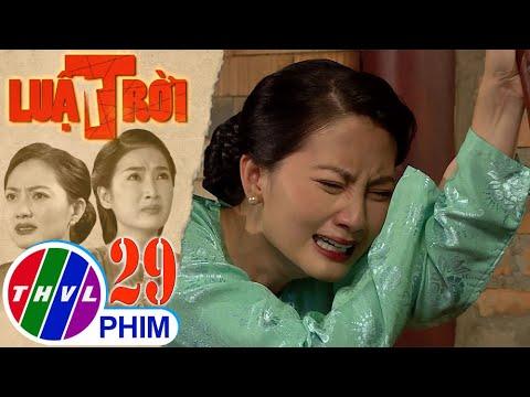 Luật trời - Tập 29[1]: Bà Trang giận dữ khi tìm thấy thỏi son trong giỏ của ông Được