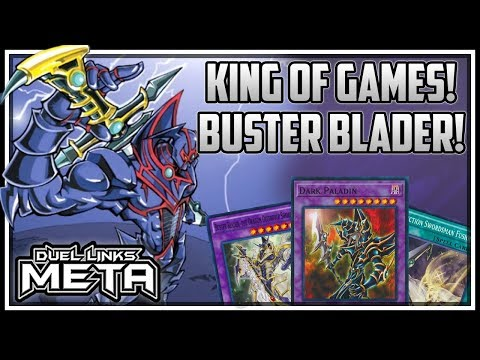 Buster Blader! EASY King Of Games! [Yu-Gi-Oh! Duel Links]