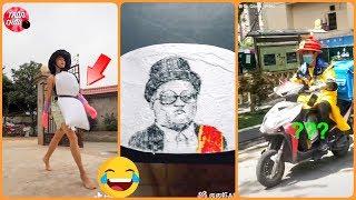 💯Tik Tok Trung Quốc😂Những Khoảnh Khắc Hài Hước Thú Vị Bá Đạo trên Tik Tok Trung Quốc Triệu View#19
