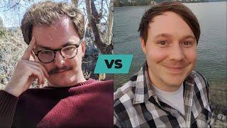 Debating the Nature of God // Ryan Mullins vs Steven Nemes