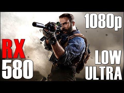 call-of-duty:-modern-warfare-beta-|-rx-580-8gb-+-ryzen-5-3600-|-ultra-and-low