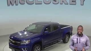 A99040ET Used 2016 Chevrolet Colorado Z71 4WD Crew Cab Blue Test Drive, Review, For Sale -