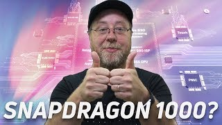 Snapdragon 1000 and Windows 10 Arm laptops