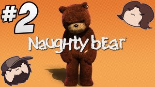 Naughty Bear: Right to Bear Arms - PART 2 - Game Grumps