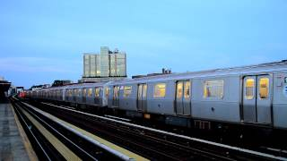 MTA New York City Subway : 30th Avenue - Grand Avenue [ BMT Astoria Line ]