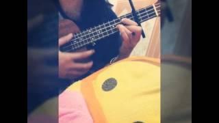 Ấn nút nhớ- thả giấc mơ    ukulele cover by pil ^^