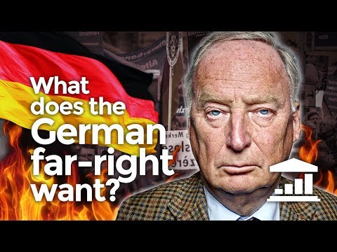 Who does vote for the FAR-RIGHT wing in GERMANY? - VisualPolitik EN
