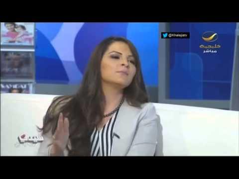 Interview With Joelle Chamoun On Rotana Khalijiya