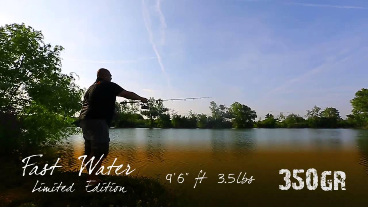 Prologic Fast Water Rods Crash Test YouTube