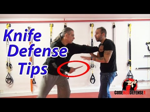 Crucial Knife Defense Tips